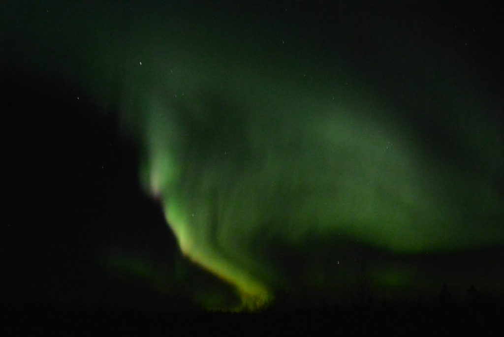 Alaska Aurora Borealis Northern Lights