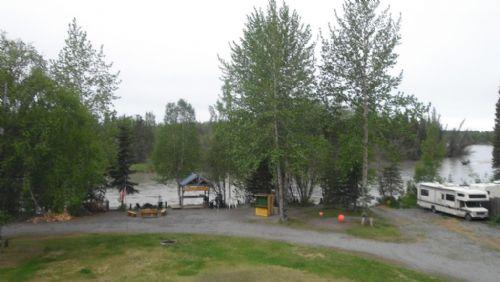 Kenai River RV Resort – The Alaska Dream