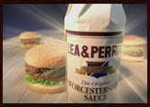 Lea & Perrin's Worcestshire Sauce used at Kenai Riverfront's Fish Fry