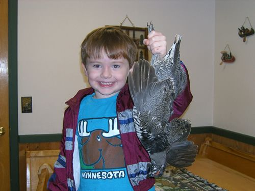 Taylor's 1st Grouse