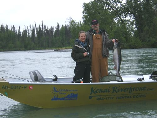 Tracy & Jay, Kenai King Lovers