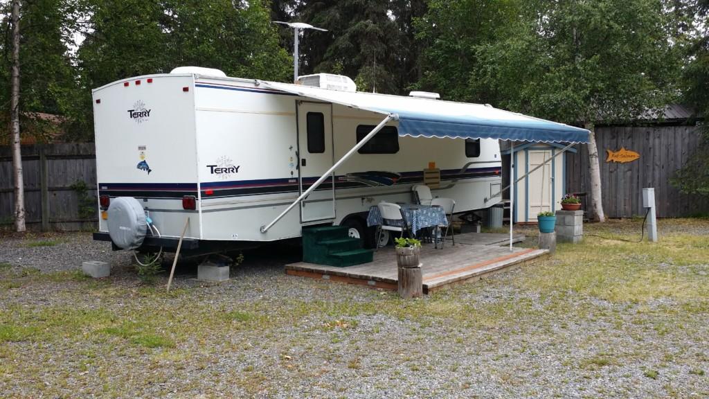 Red Salmon RV Campsite
