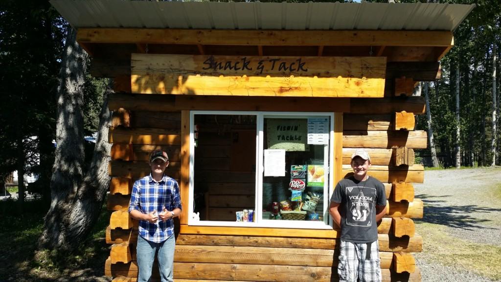 TJ & CJ's Snack & Tack 2016