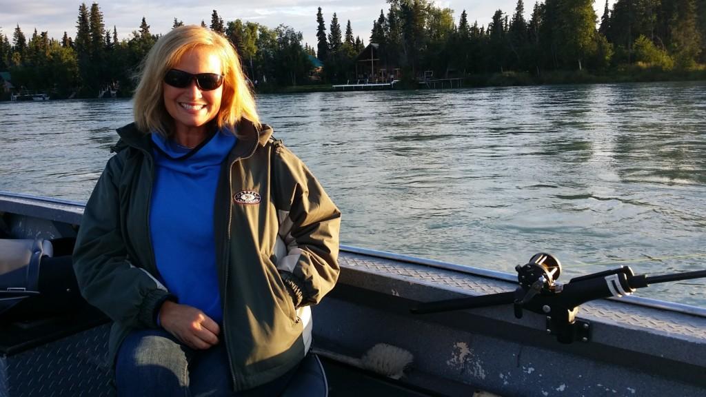 2015 kenai river fishing report the alaska dream for Kenai fishing report
