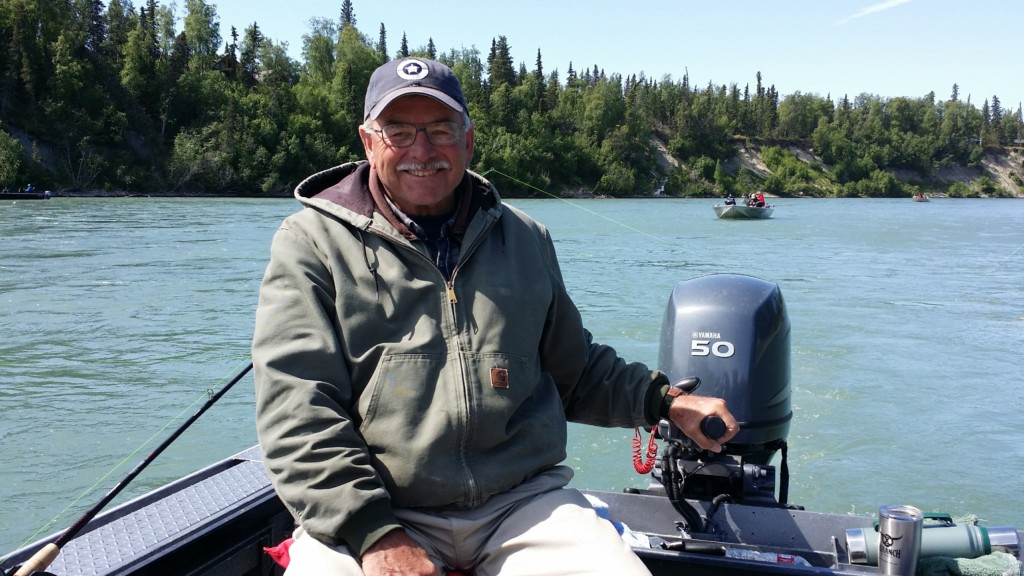 Kenai river king salmon the alaska dream for King salmon fishing alaska